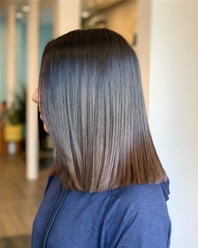 Most Popular Medium Length Hairstyles You Can Copy 32
