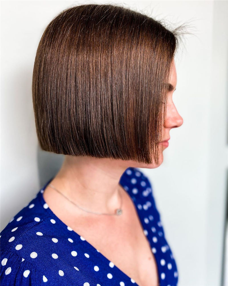 Most Repinned Short Haircuts You Should Try 01