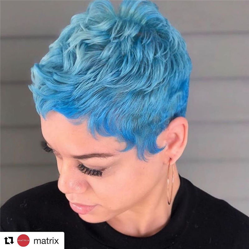 Most Repinned Short Hairstyles You Should Try 2020 03