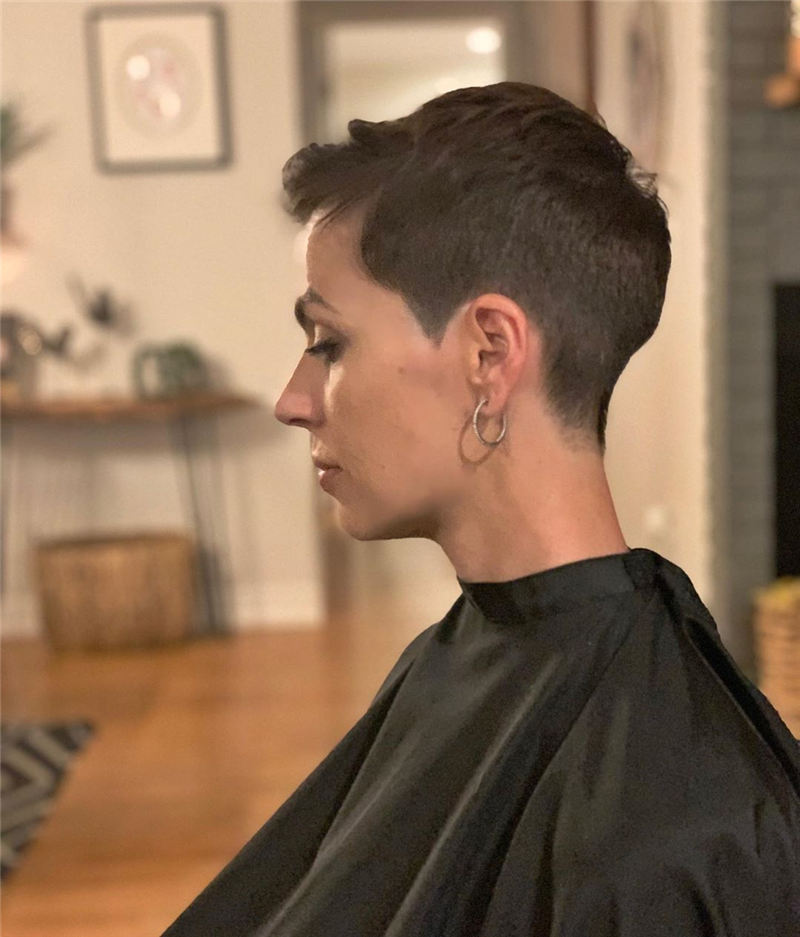 Most Repinned Short Hairstyles You Should Try 2020 11