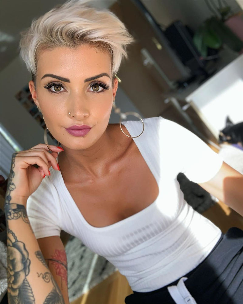 Most Repinned Short Hairstyles You Should Try 2020 15