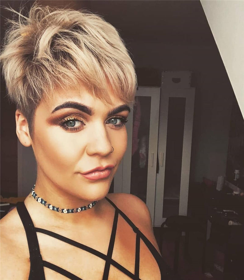 Most Repinned Short Hairstyles You Should Try 2020 23