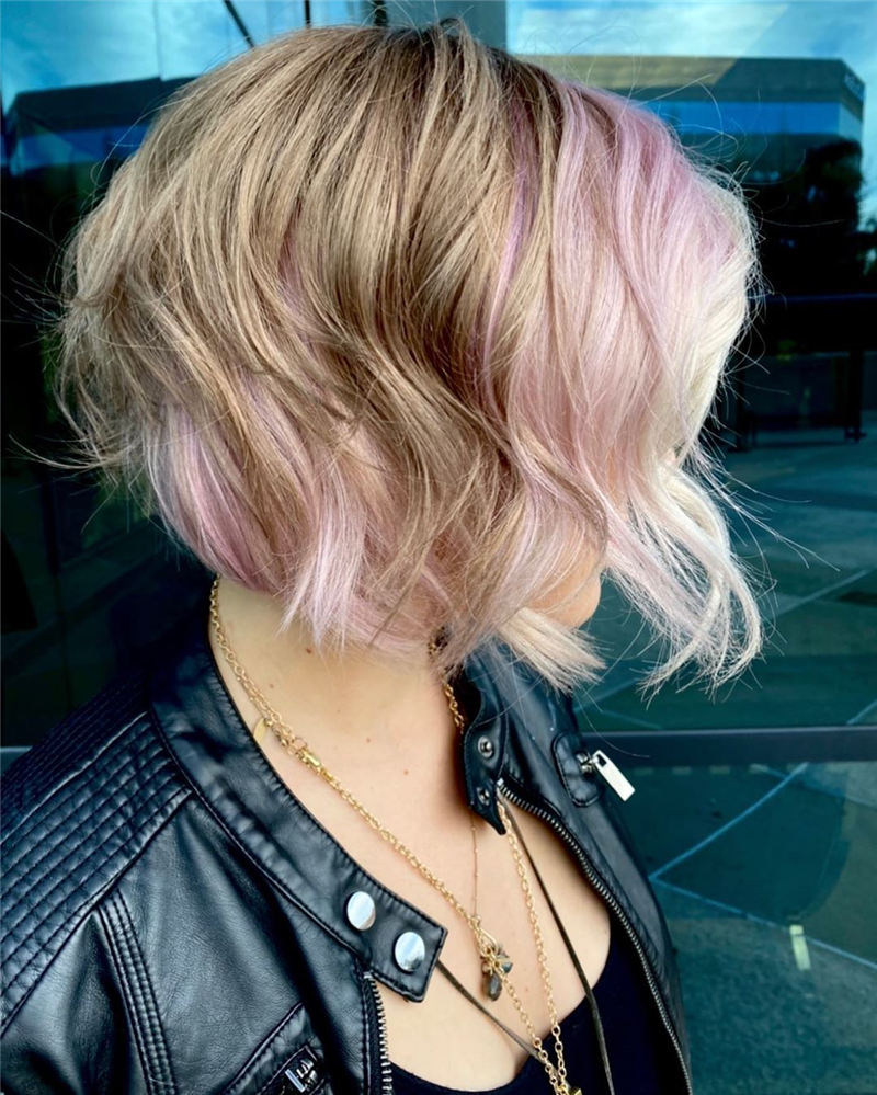 Most Repinned Short Hairstyles You Should Try 2020 26