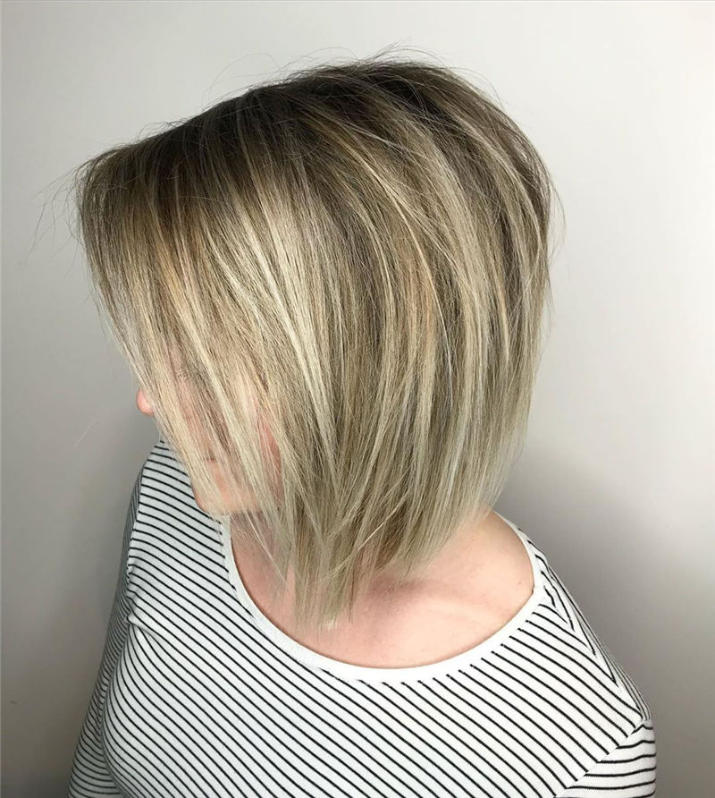Most Repinned Short Hairstyles You Should Try 2020 29