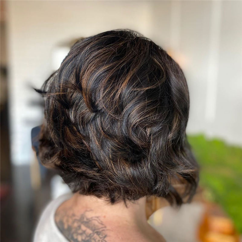 Most Repinned Short Hairstyles You Should Try 2020 30