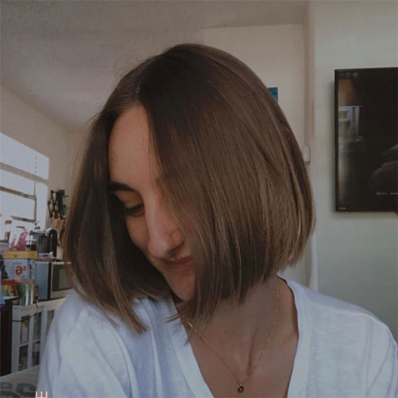 Most Repinned Short Hairstyles You Should Try 2020 35