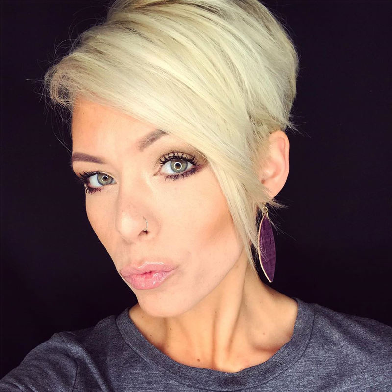 Most Repinned Short Hairstyles You Should Try 2020 37