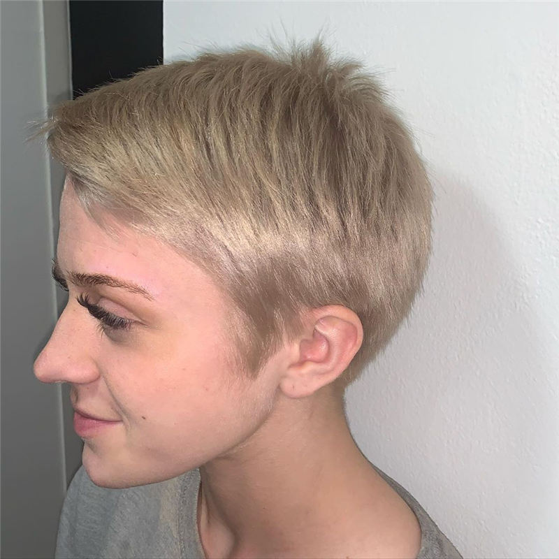 Most Repinned Short Hairstyles You Should Try 2020 39