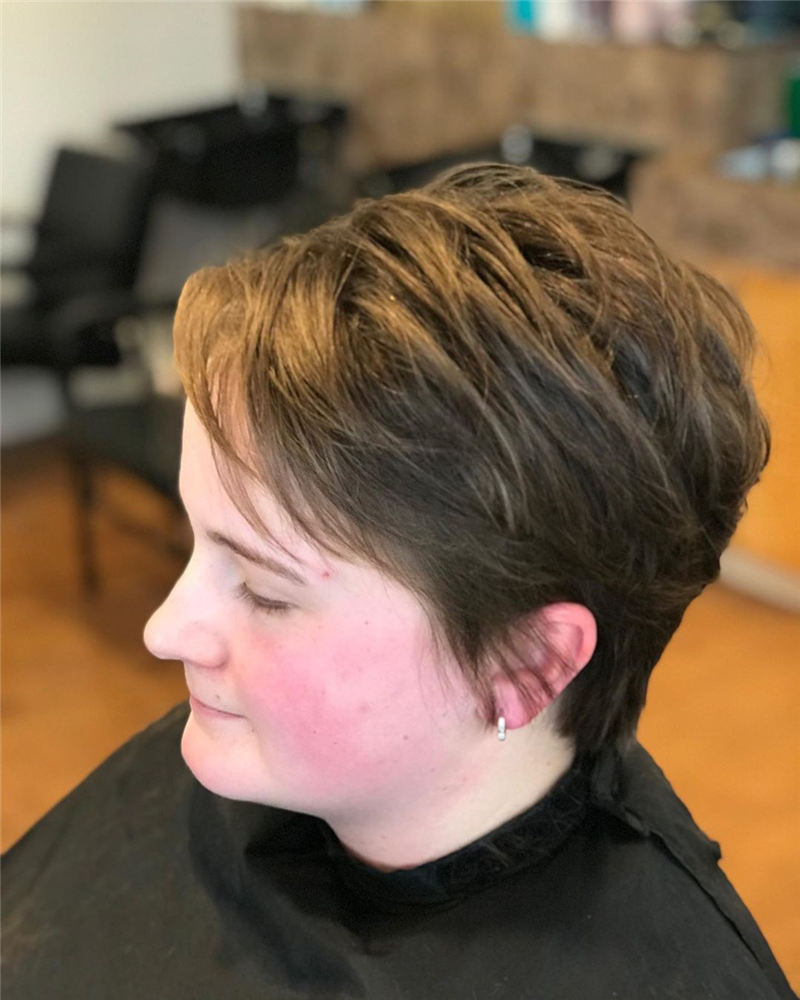 Most Repinned Short Hairstyles You Should Try 2020 41
