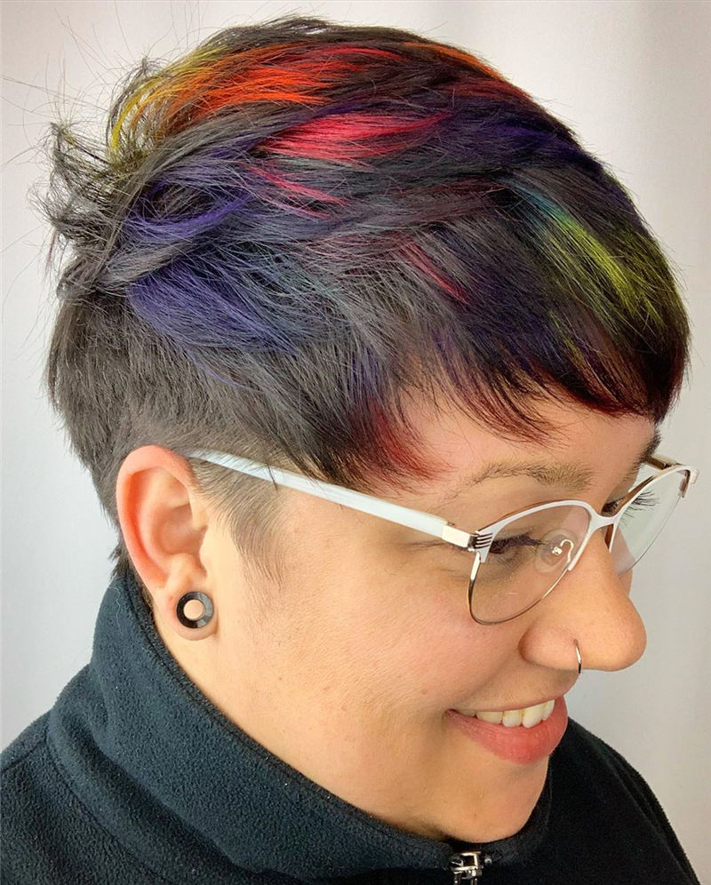 Most Repinned Short Hairstyles You Should Try 2020 42
