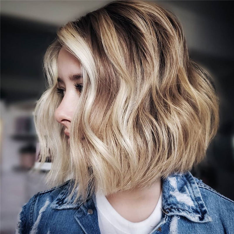 Most Repinned Short Hairstyles You Should Try 2020 44