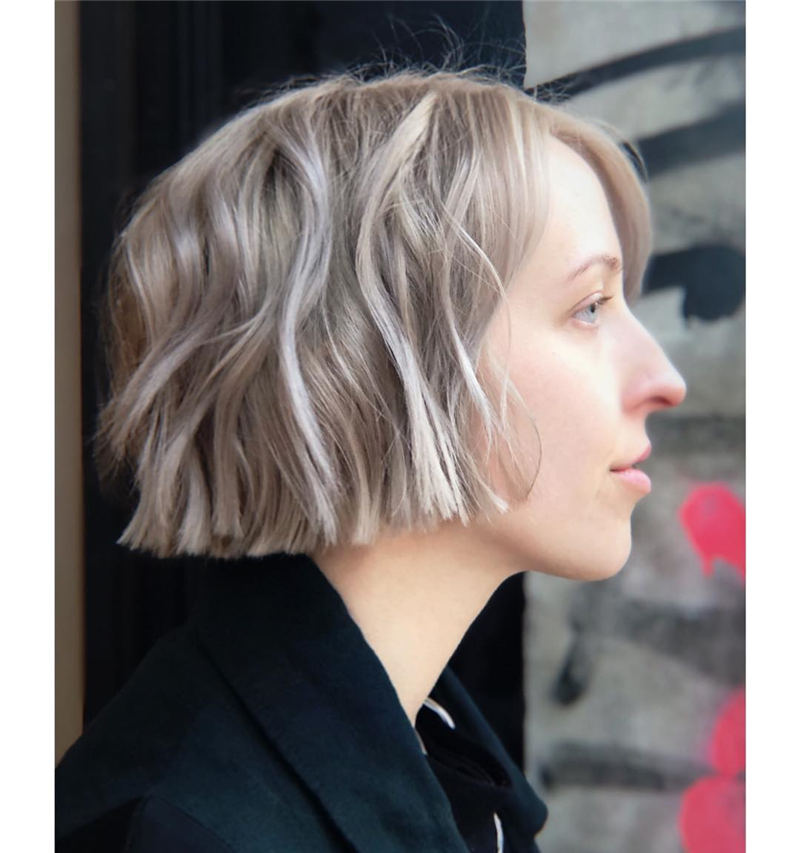 Pretty Short Grey Haircuts You Should Try Now 37