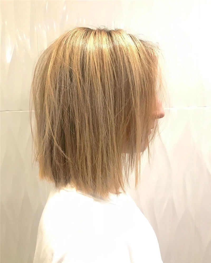 Short Hairstyles For Fine Hair You Cant Miss 2020 05