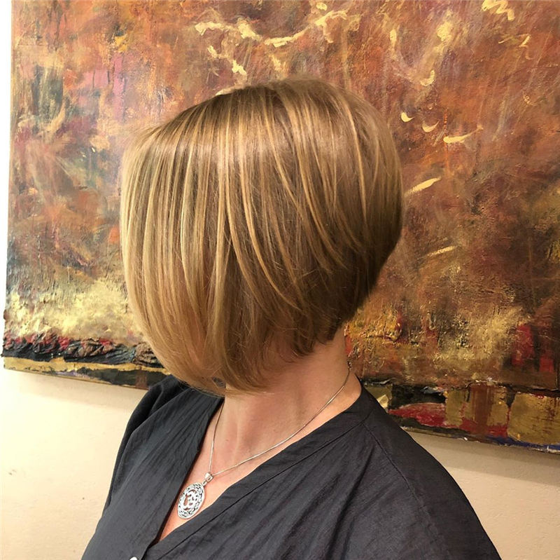 Short Hairstyles For Fine Hair You Cant Miss 2020 06