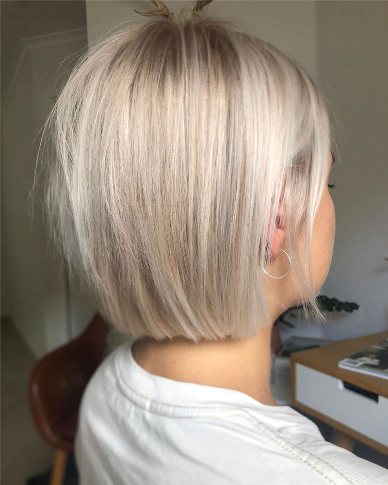 Short Hairstyles For Fine Hair You Cant Miss 2020 10