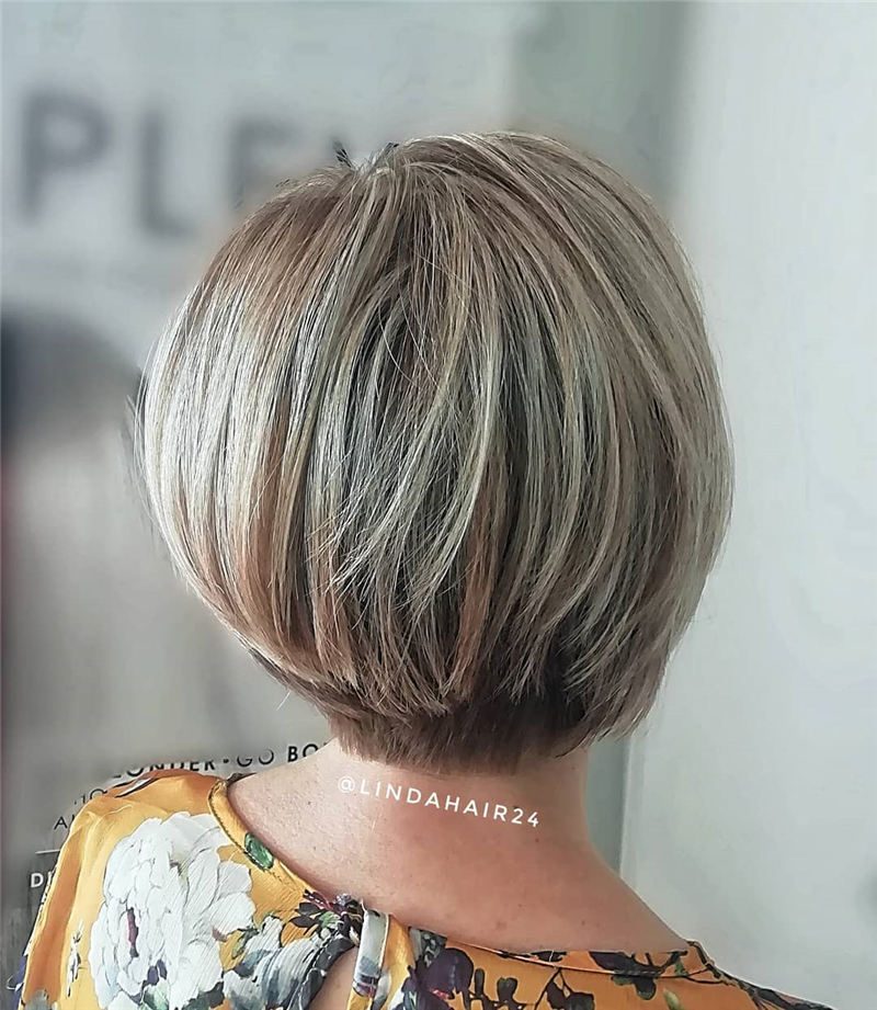 Short Hairstyles For Fine Hair You Cant Miss 2020 11