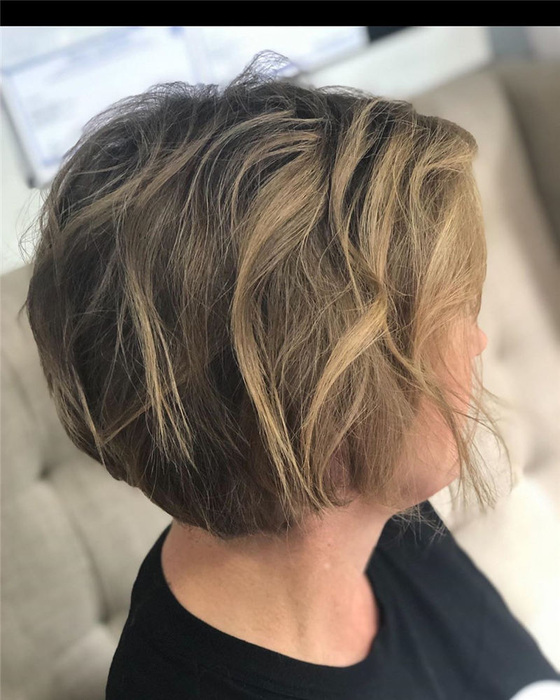Short Hairstyles For Fine Hair You Cant Miss 2020 18