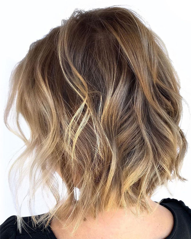 Short Hairstyles For Fine Hair You Cant Miss 2020 27