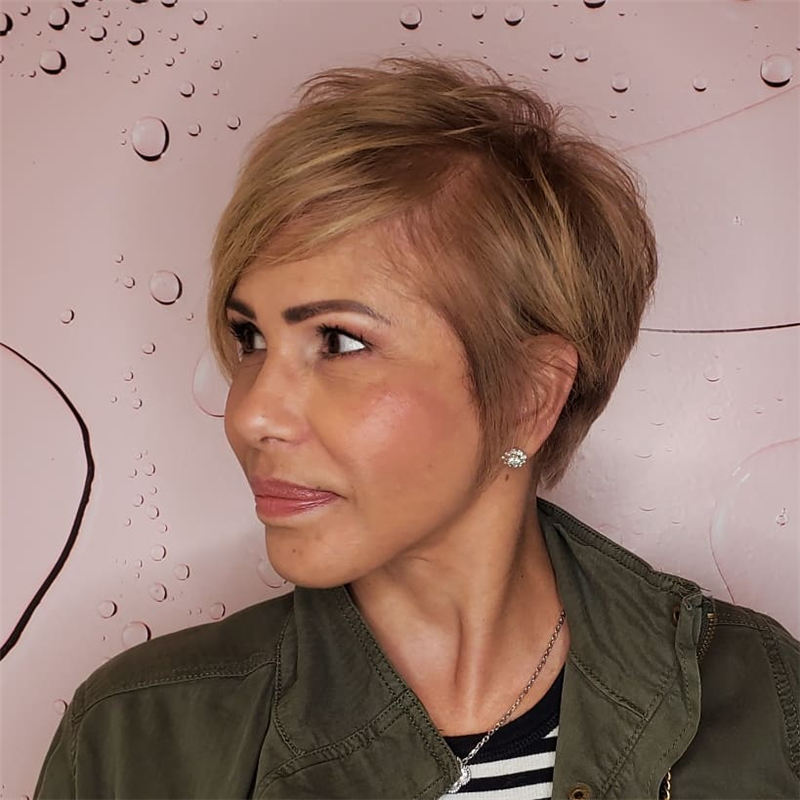 Short Hairstyles For Fine Hair You Cant Miss 2020 29