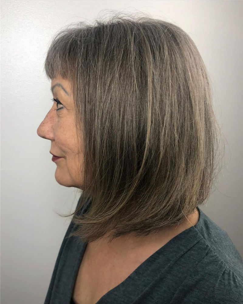 Short Hairstyles For Fine Hair You Cant Miss 2020 32