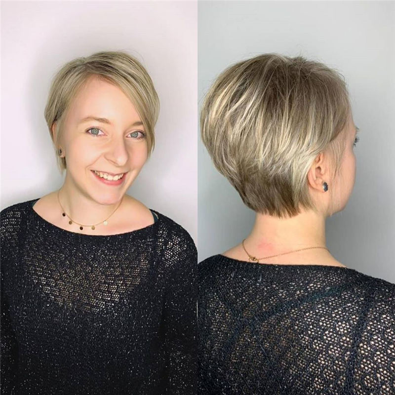 Stunning Pixie Haircuts That Make You Look Younger 09