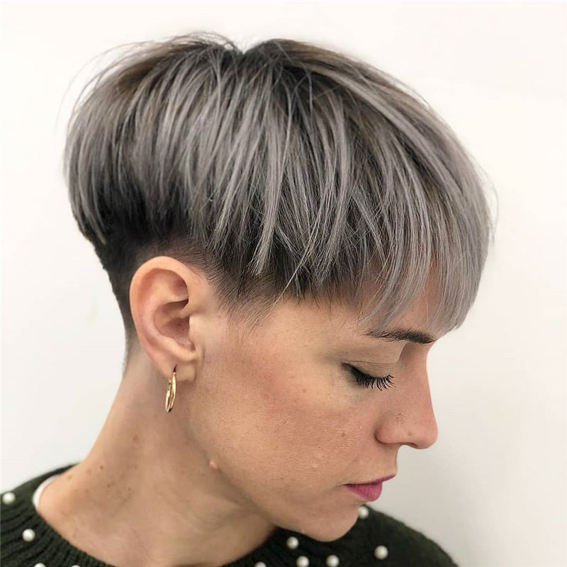 Stunning Pixie Haircuts That Make You Look Younger 13