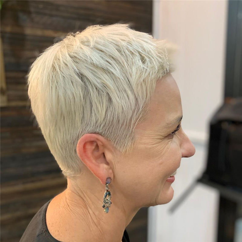Stunning Pixie Haircuts That Make You Look Younger 30