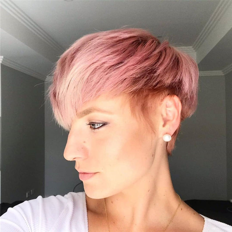 Stunning Pixie Haircuts That Make You Look Younger 32