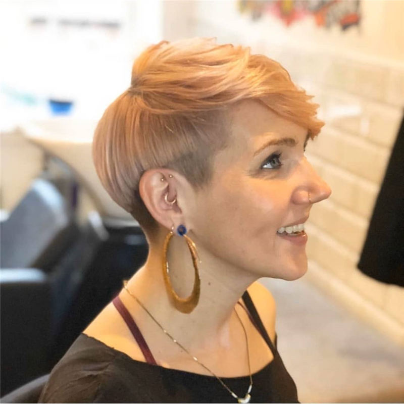 Stunning Pixie Haircuts That Make You Look Younger 42