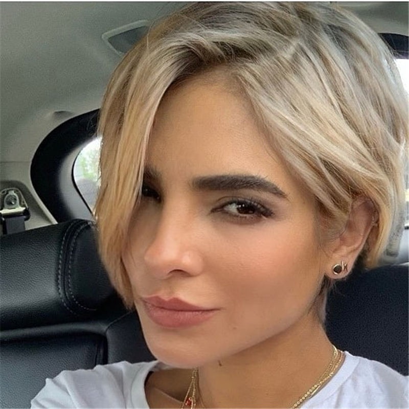 Stunning Pixie Haircuts That Make You Look Younger 44