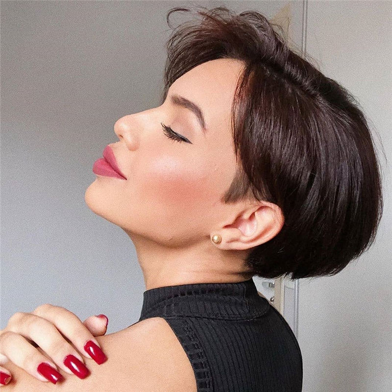 Stunning Pixie Haircuts That Make You Look Younger 46