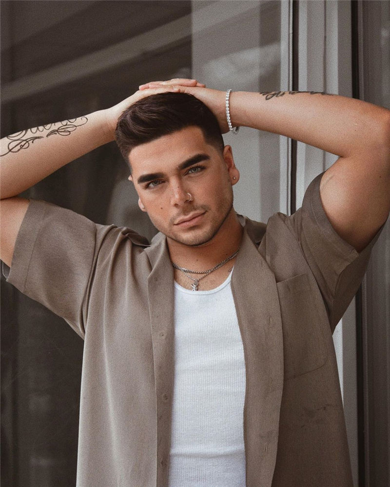 Top Mens Haircuts For 2020 Find Your Look 21