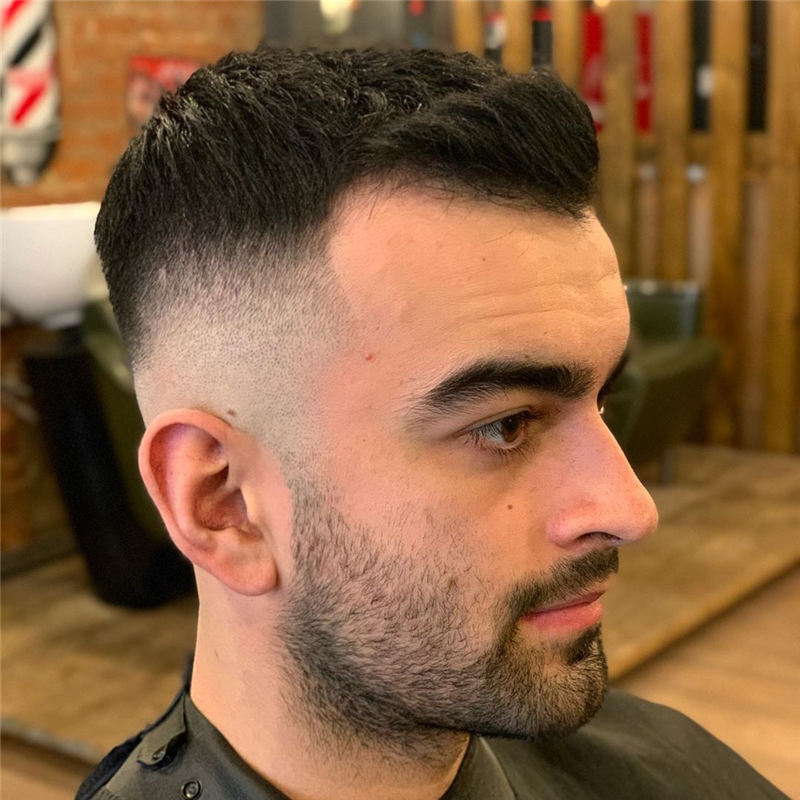 Top Mens Haircuts For 2020 Find Your Look 38
