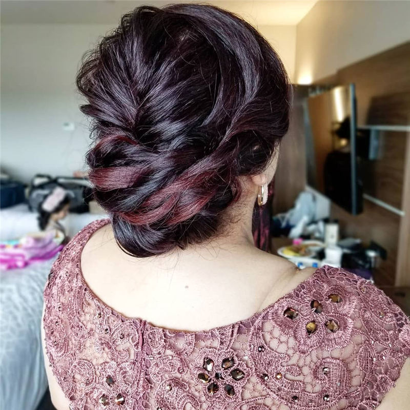 Winning Looks with These Amazing Updos 12