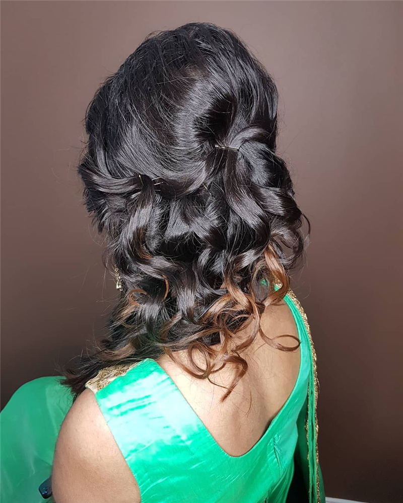 Winning Looks with These Amazing Updos 17