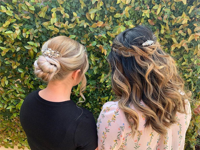 Winning Looks with These Amazing Updos 29