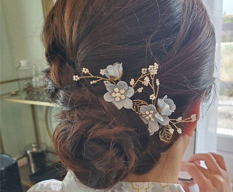 Winning Looks with These Amazing Updos 36