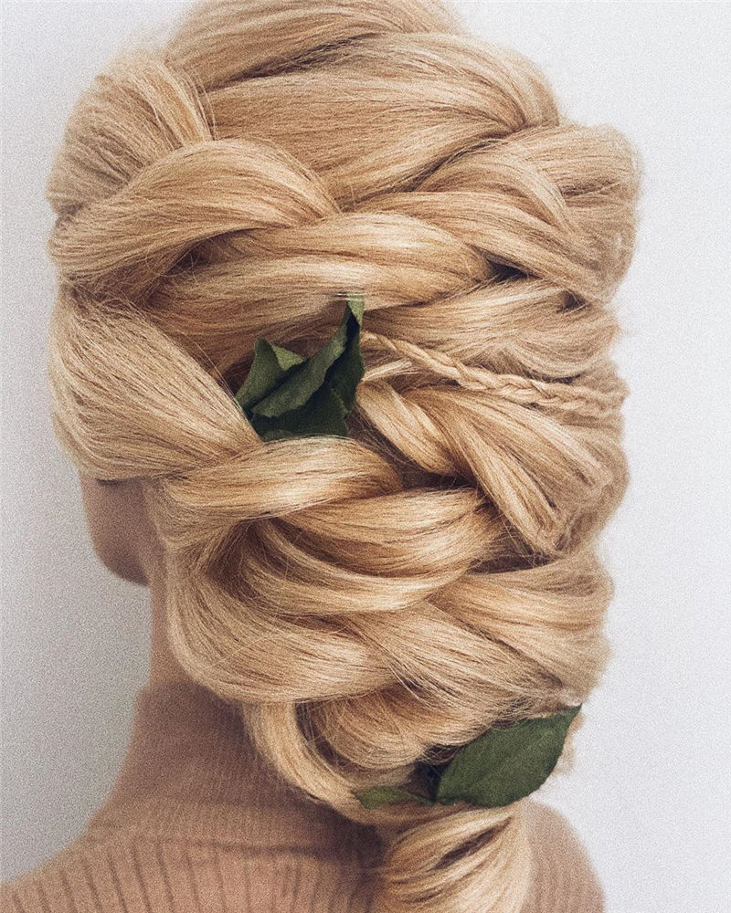 Amazing Wedding Hairstyles Ideas to Get a Beautiful Look 01