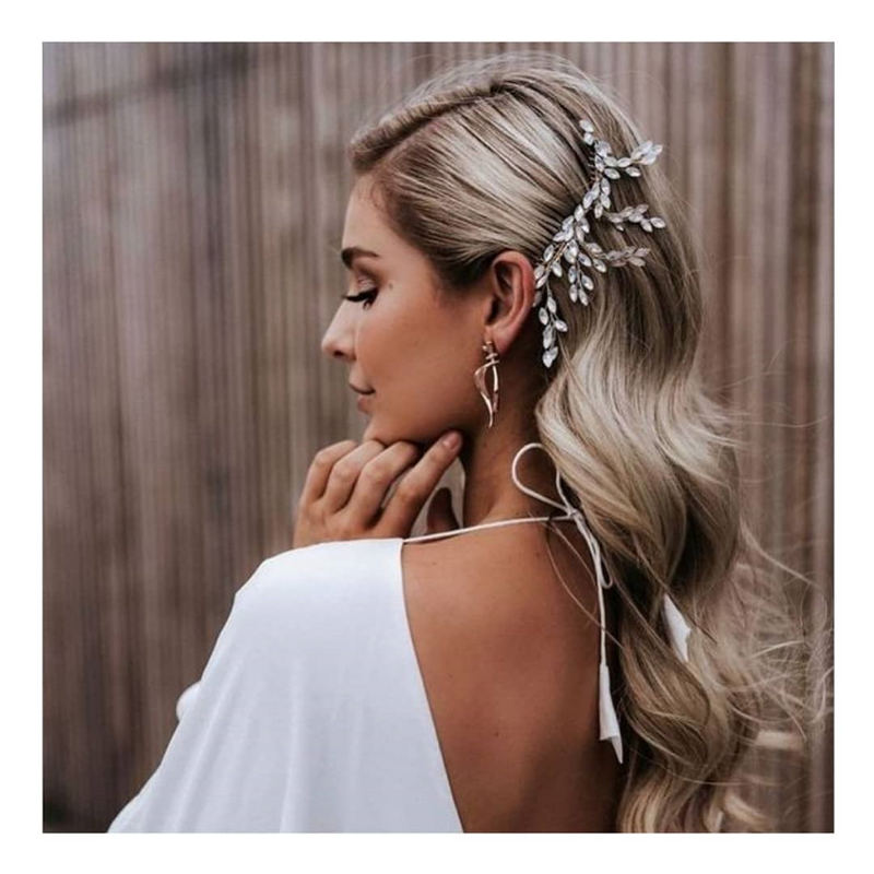 Amazing Wedding Hairstyles Ideas to Get a Beautiful Look 08