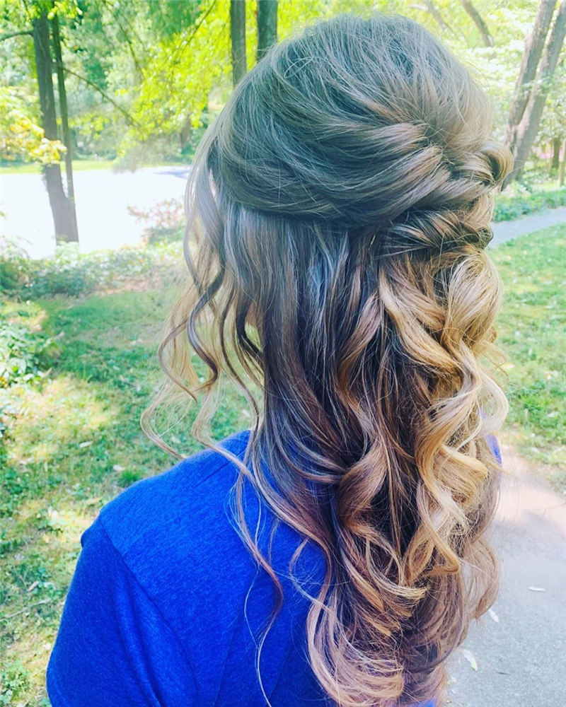 Amazing Wedding Hairstyles Ideas to Get a Beautiful Look 15