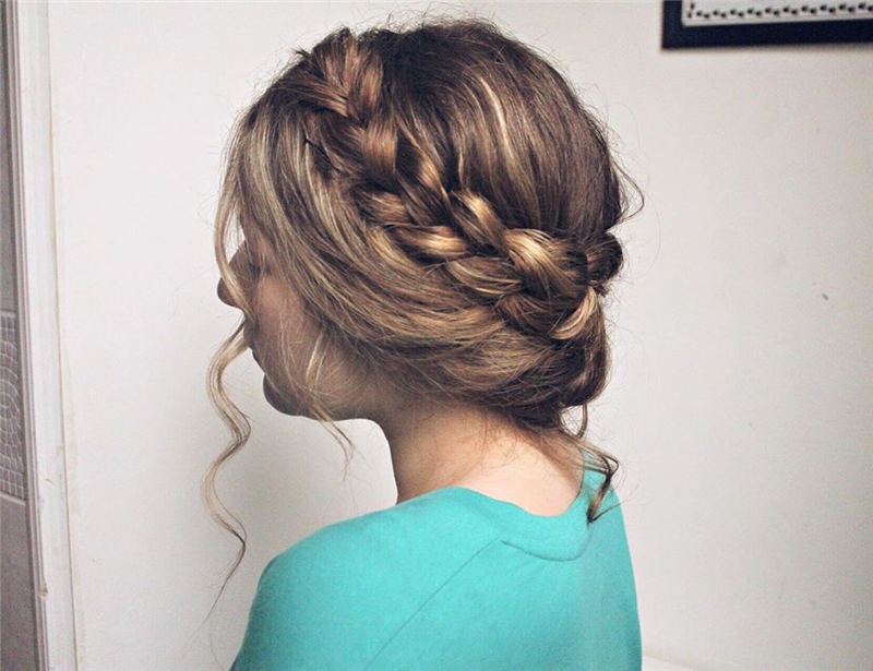 Amazing Wedding Hairstyles Ideas to Get a Beautiful Look 22