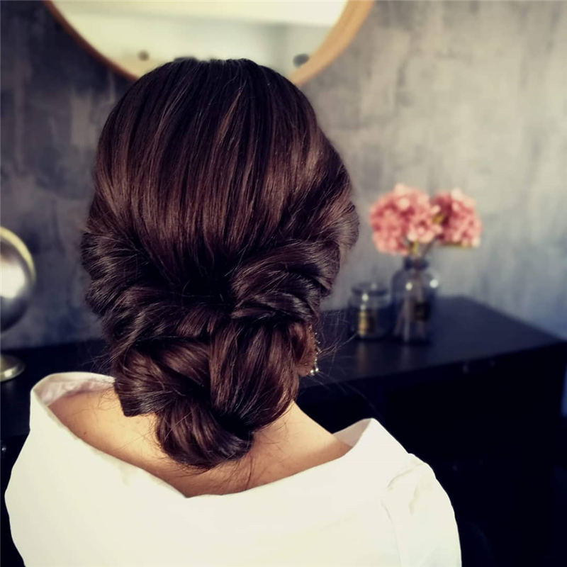 Amazing Wedding Hairstyles Ideas to Get a Beautiful Look 24
