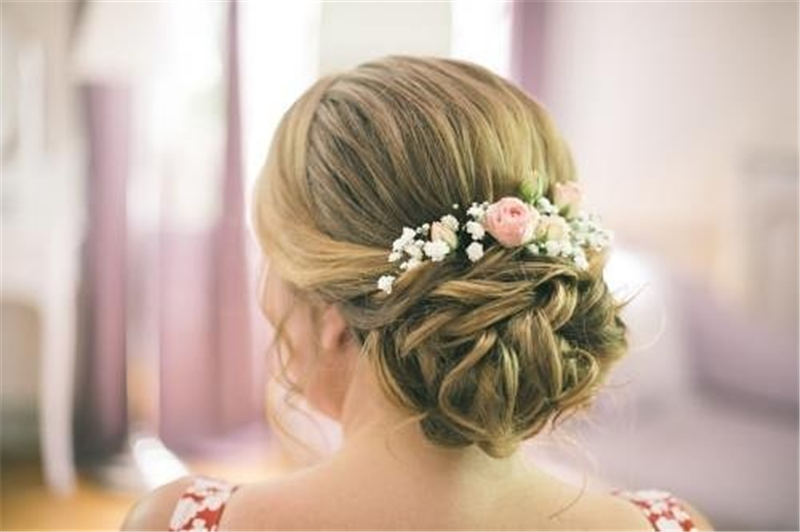 Amazing Wedding Hairstyles Ideas to Get a Beautiful Look 26