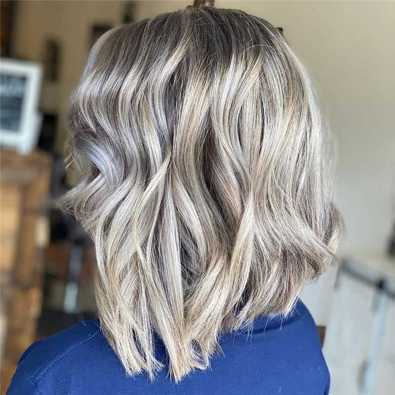Best Medium Length Hairstyles to Refresh Your Style 01