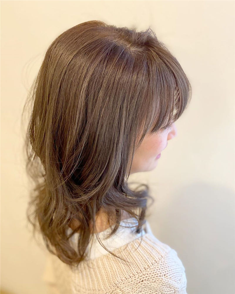 Best Medium Length Hairstyles to Refresh Your Style 06