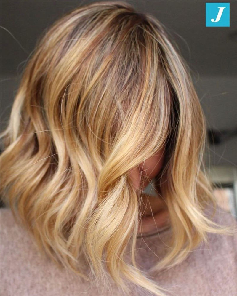 Best Medium Length Hairstyles to Refresh Your Style 17