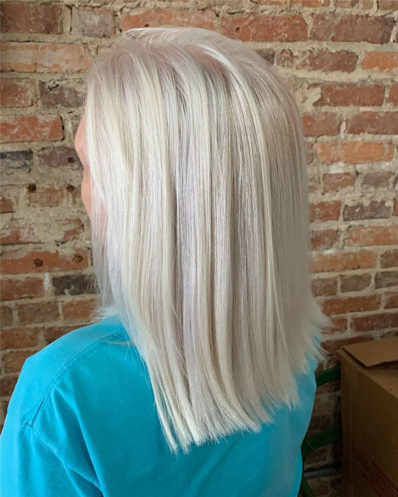 Best Medium Length Hairstyles to Refresh Your Style 23