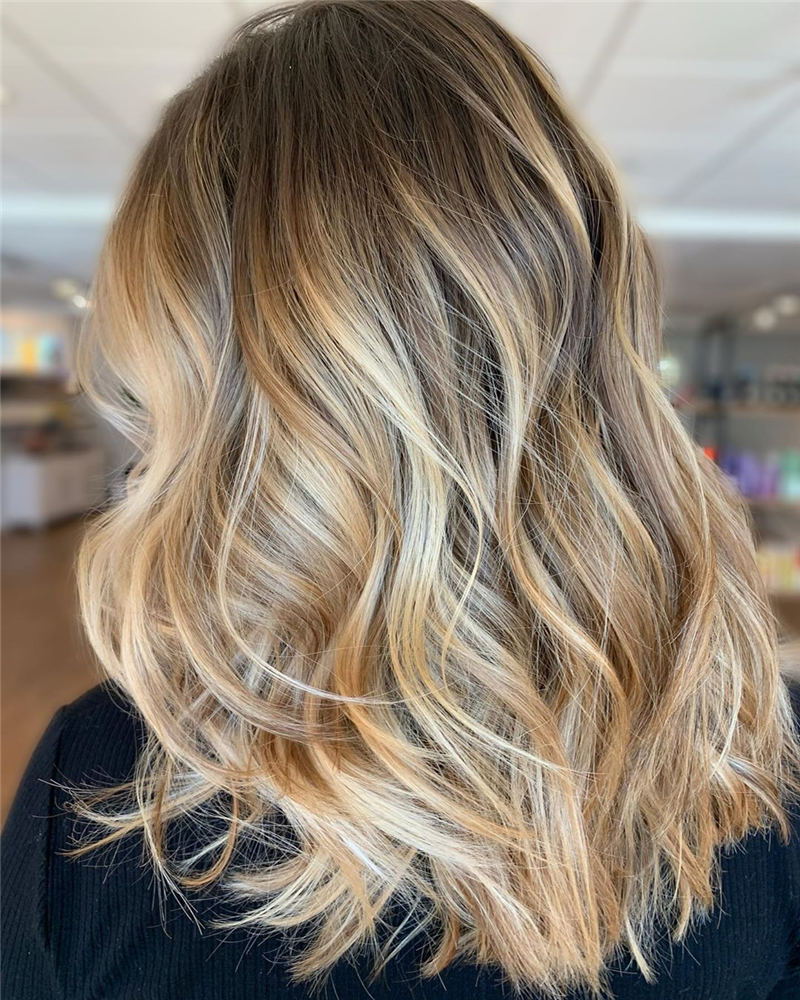 Best Medium Length Hairstyles to Refresh Your Style 25