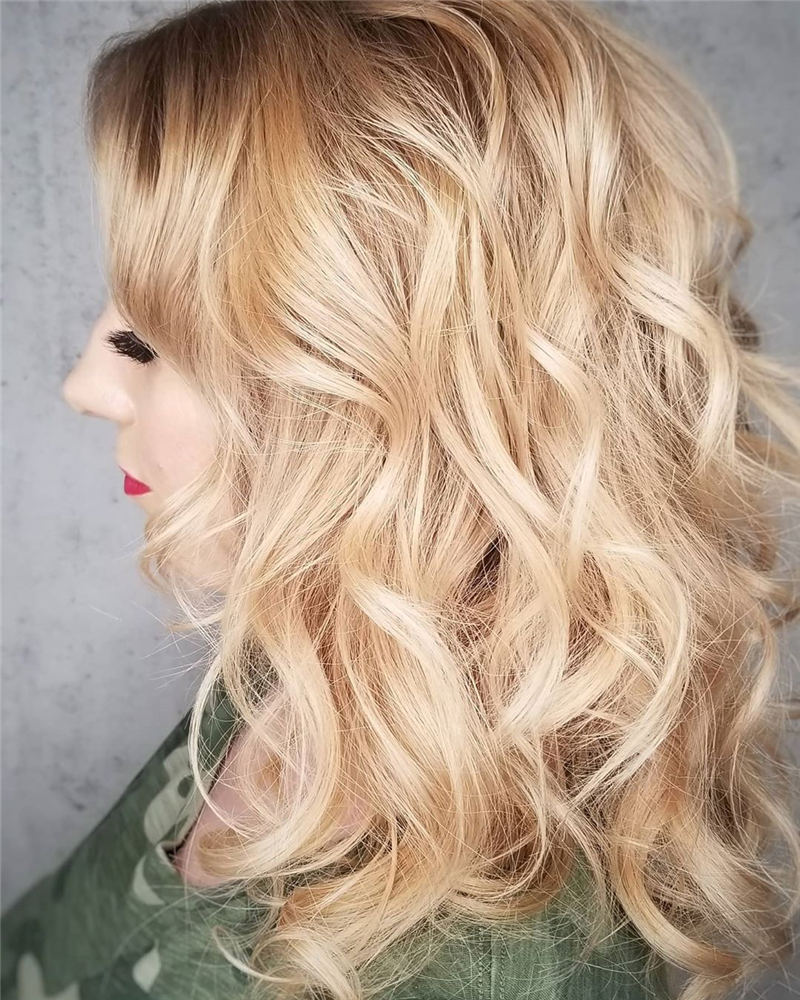 Best Medium Length Hairstyles to Refresh Your Style 28