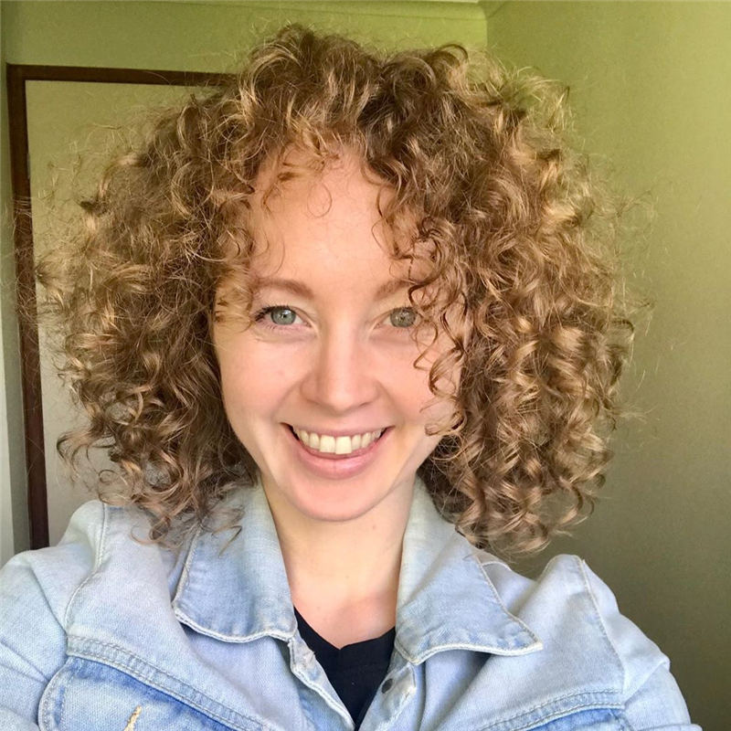 Cool Curly Hairstyles for Women That Youll Want To Get 09